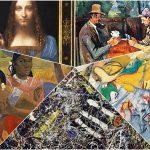 آشنایی با گرانترین نقاشی های جهان