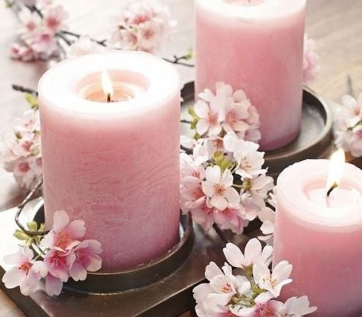 آموزش ساخت شمع های معطر با انواع اسانس ها