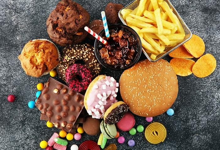 اجتناب از غذاهای فرآوری شده.