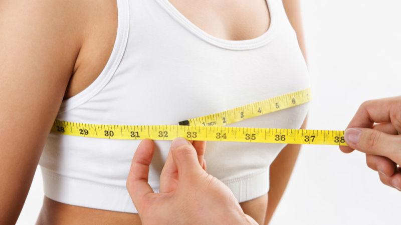 افزایش سایز سینه ها