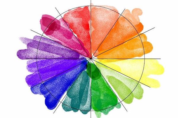 انواع رنگ های کانسیلر