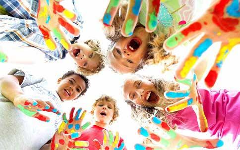 انواع بازی برای کودکان در خانه