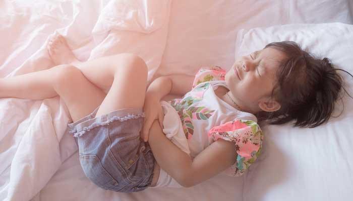 بهترین روش های درمان دل پیچه در کودکان