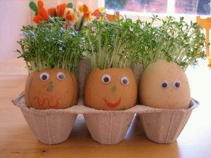 تخم مرغ های عید