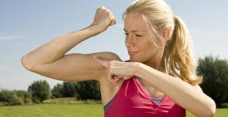 تقویت عضلات بازو و شانه