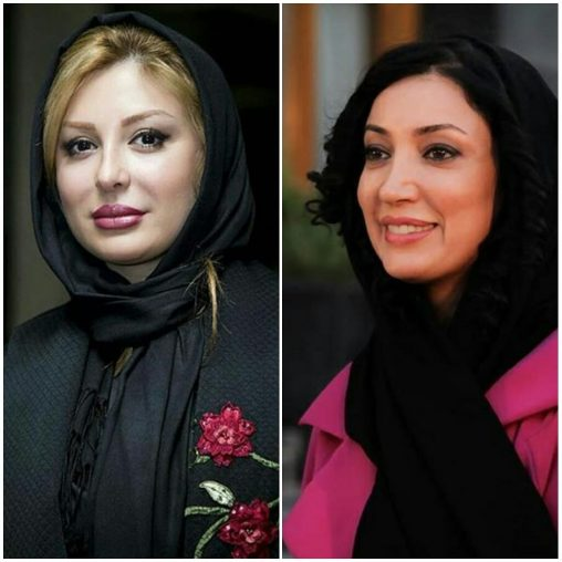 خانه تکانی بازیگران زن ایرانی در نوروز