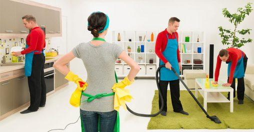 راهکار هایی برای تمیز کردن خانه