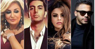خوش پوش ترین خوانندگان ایرانی