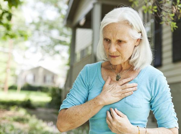 درد سینه -5