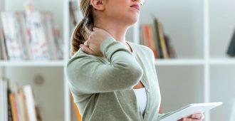 درمان آرتروز گردن با یوگا