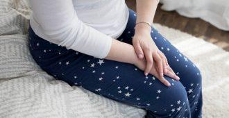درمان عرق سوز شدن کشاله ران و واژن
