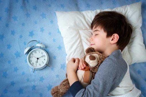 راه های درمان شب ادراری کودکان