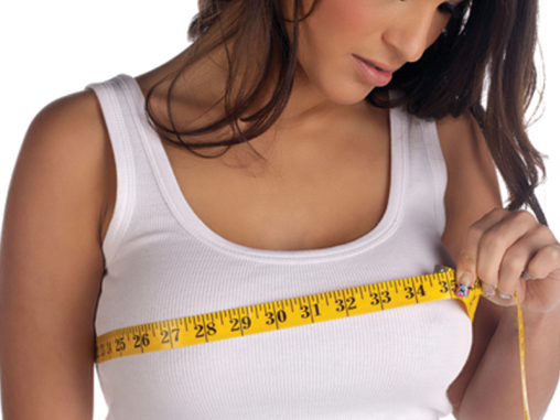راه های افزایش سایز سینه
