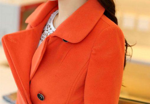 روانشناسی رنگ نارنجی در لباس ها