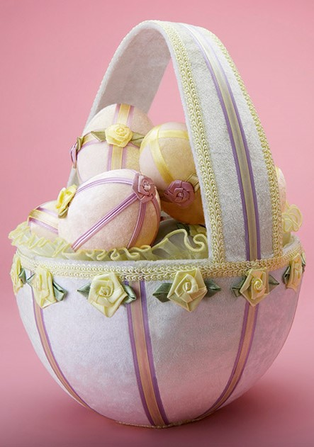 روش های رنگ آمیزی تخم مرغ رنگی برای ایام عید