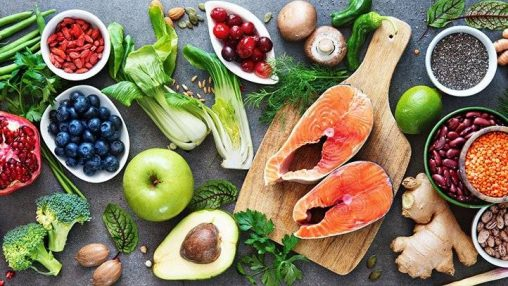رژیم مدیترانه ای رژیم غذایی سالم