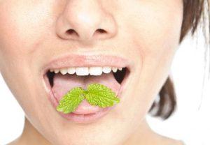 سبزی معطر بخورید