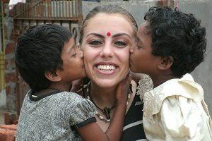 سفر به هند و فعالیت در آنجا