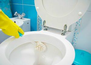شستن سرویس بهداشتی