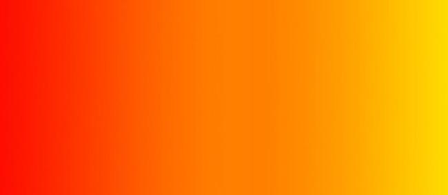 طیف های رنگ نارنجی