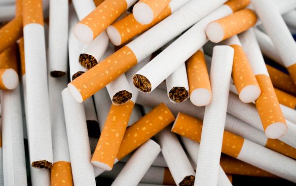 عوارض سیگار -2