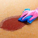 روش های پاک کردن لکه ی خون