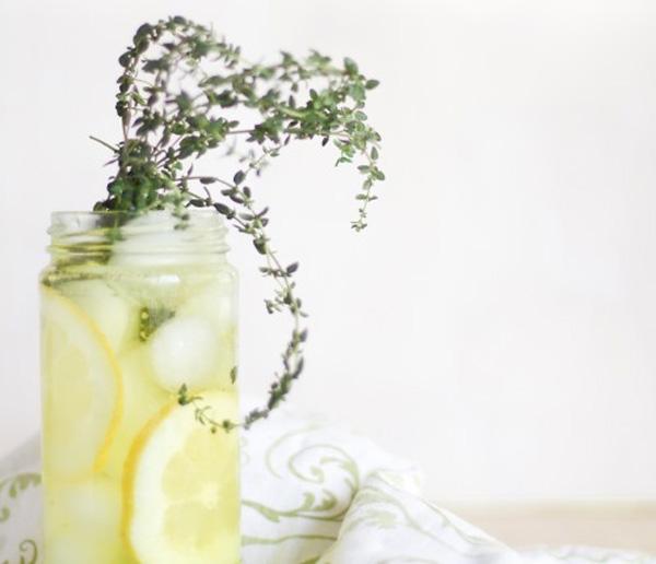 لیمو و آویشن