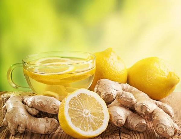 لیمو و زنجبیل