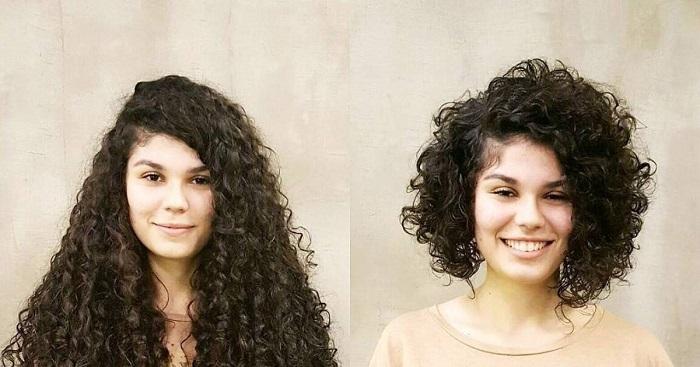 مدل موی خود را عوض کنید.
