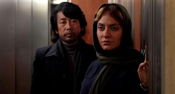 مهناز افشار در فیلمی بین المللی