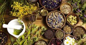 موادطبیعی و گیاهی