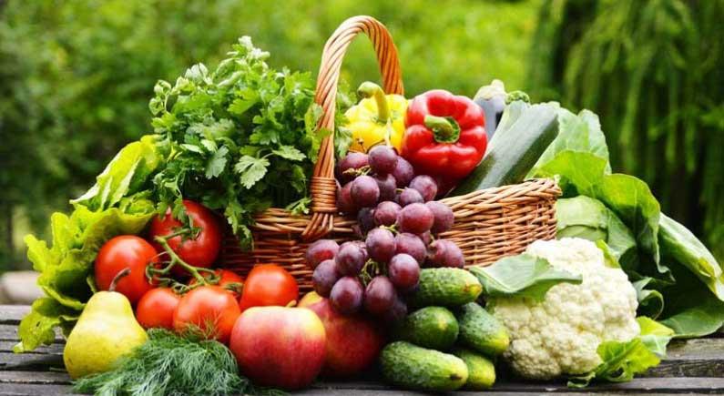 راهکار های نگهداری میوه وسبزیجات به مدت طولانی