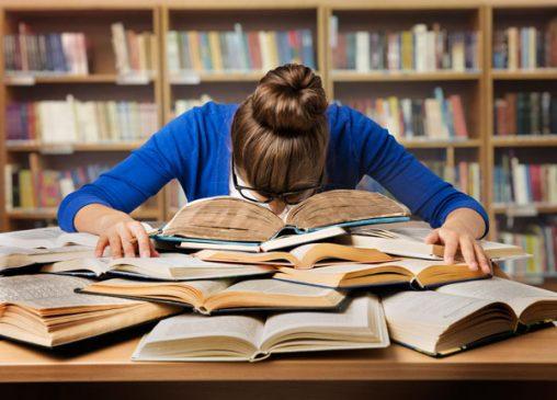 نکاتی برای درس خواندن در شب امتحان