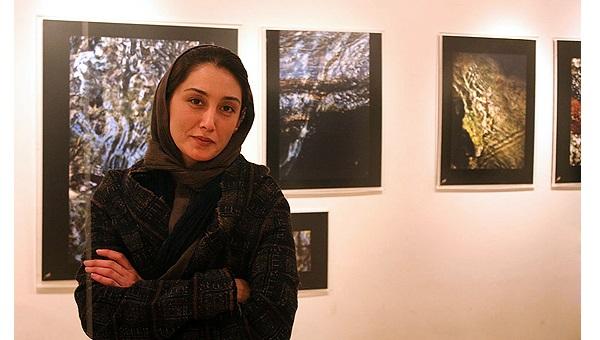 هنر عکاسی هدیه تهرانی