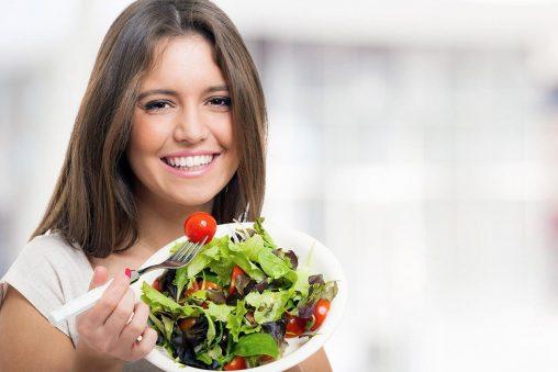 چجوری هم غذا بخوریم هم چاق نشیم