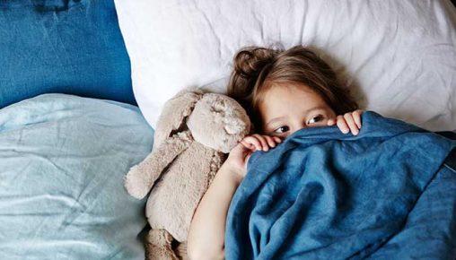 چگونه از کابوس دیدن کودکان مان جلوگیری کنیم؟