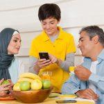 چگونه با نوجوانان خود رفتار کنیم؟