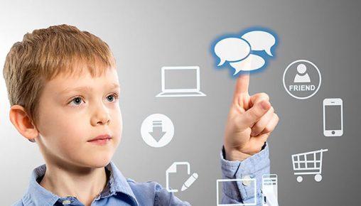 چگونگی حفظ امنیت کودکان در اینترنت