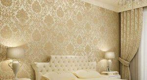 روش های پاک کردن کاغذ دیواری