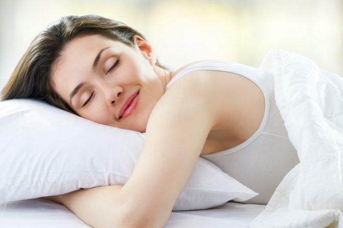 هر شب 7 تا 9 ساعت بخوابید.