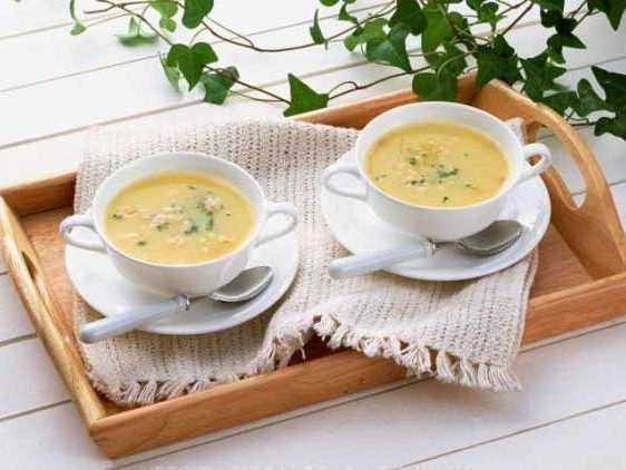 سوپ--شیر