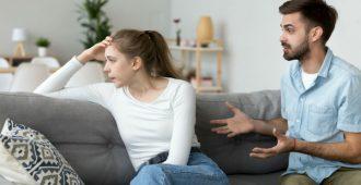 10 قانون برای حل مشکلات زناشویی