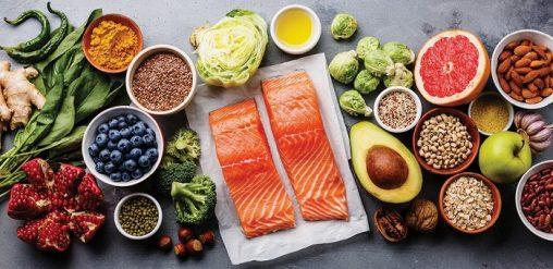 20 ماده ی غذایی برای لاغری