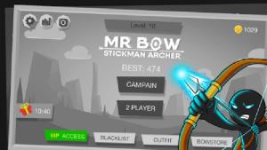 Mr Bow