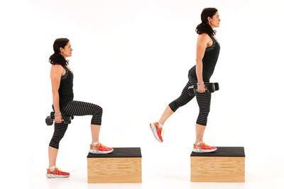 best-leg-workout-plated-step-up